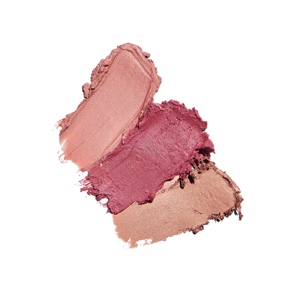 Berry, Blush and Bronze formulas of Sunforgettable® Total Protection™ Color Balms SPF 50 || all