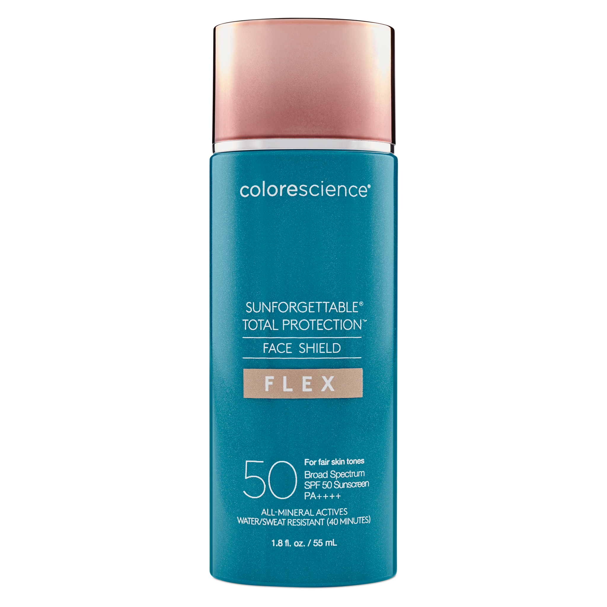 Sunforgettable® Total Protection™ Face Shield SPF 50 Flex || Fair