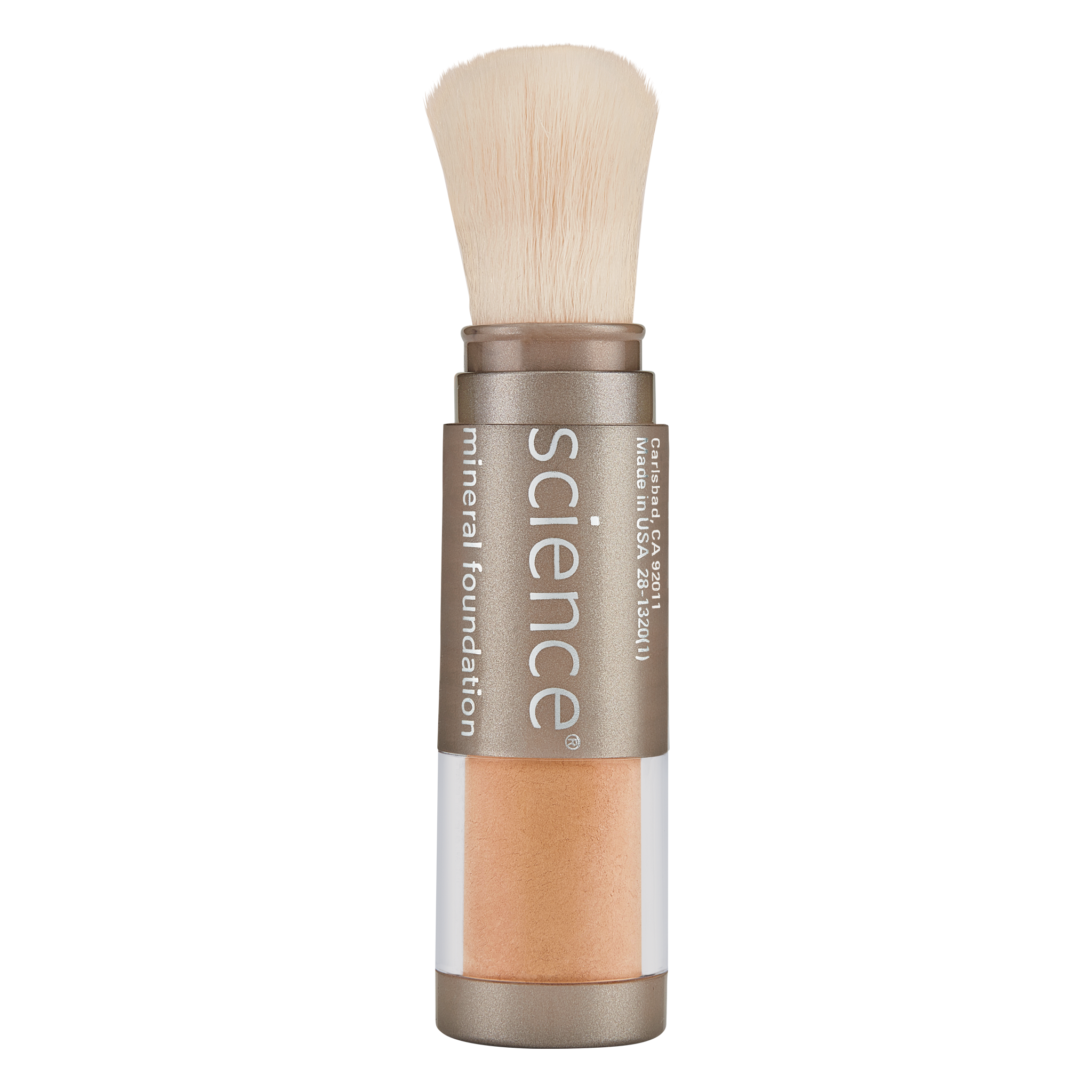 Loose Mineral Foundation Brush SPF 20 || medium sand