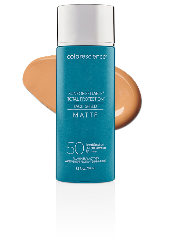Face Shield Matte with Formula