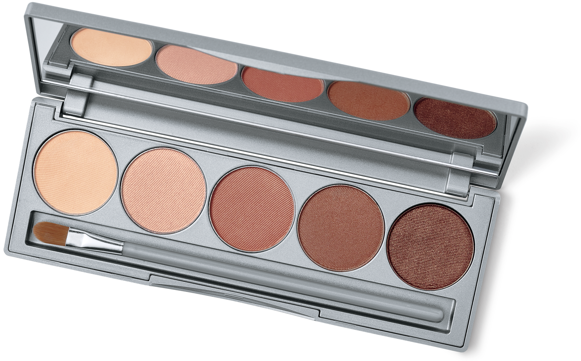 Beauty on the Go Palette Overhead