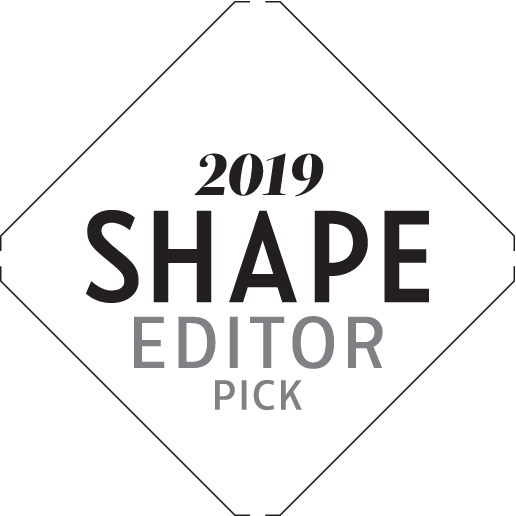 Shape Magazine Award Seal