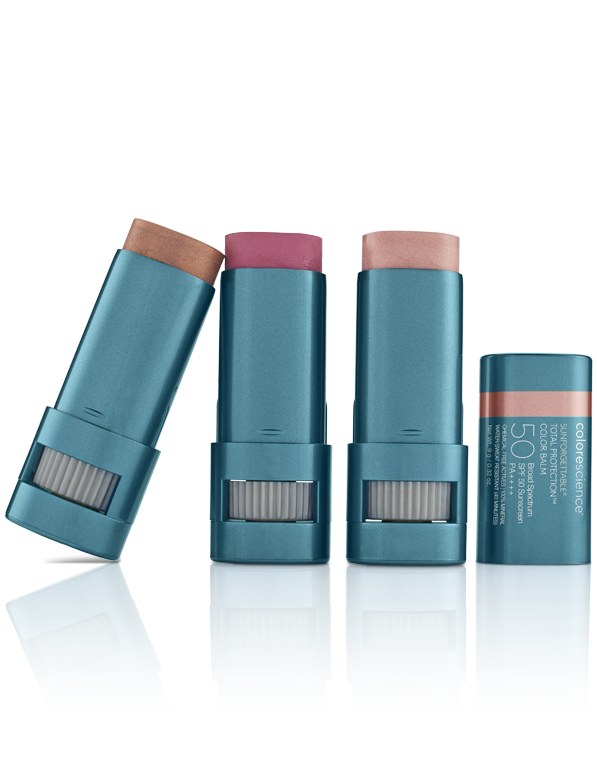 Total Protection™ Color Balm Collections 3 shades