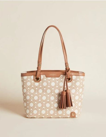 Neutral Tote Bag by Spartina