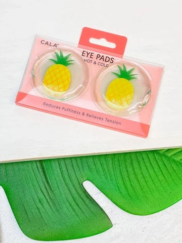Pineapple Hot & Cold Eye Pads