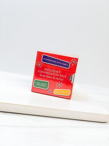 Holiday Table Topics Conversation Pack