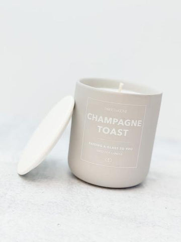 Champagne Toast Soy Candle