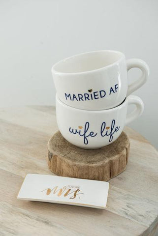Marriage Oversized Mugs