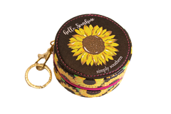 Sunflower Tech Pouch by Simply Southern