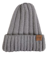 Ribbed Knit Beanie by Simply Southern - Choice of Color