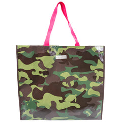 Camo Market Tote by SS
