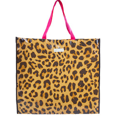 Leopard Market Tote by Simply Southern