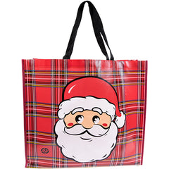 Santa Market Tote by Simply Southern