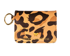Leopard Butterfly Wallet by Simply Southern