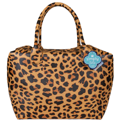 Large Tote Bag Insert by Simply Southern - Leopard