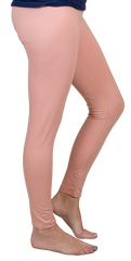 High-Waisted Leggings by Simply Southern - Neutral