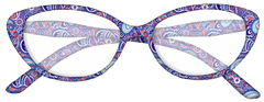 Printed Reader Glasses by Simply Southern - Paisley