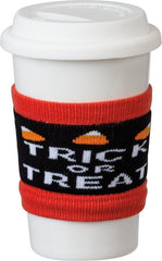 'Trick or Treat' Halloween Sipper Sleeves by PBK