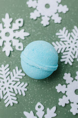 Cottage Garden Bath Bomb in Blue Christmas (Ships in 1-2 Weeks) - 11/19