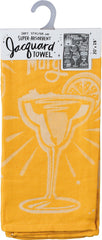 Margaritas Absorbent Dish Towel by Primitives by Kathy