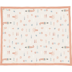 'Under the Sea' Blanket by PBK - Pink
