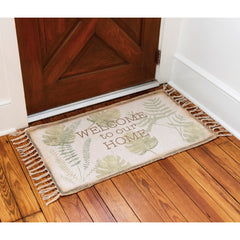 'Welcome To Our Home' Rug by PBK