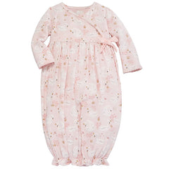 Swan' Convertible Sleep Gown by Mud Pie