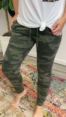 California Wave Wash Sweatpants - Camo (Ships in 1-2 Weeks)