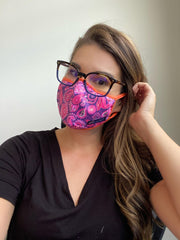 Adult Face Covering by Simply Southern - Paisley