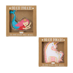 'Girl' Ouch Pouch Gel Ice Pack by Mud Pie