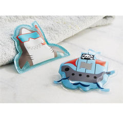 'Boy' Ouch Pouch Gel Ice Pack by Mud Pie