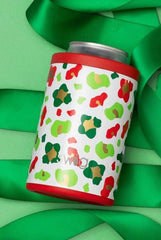 Jingle Jungle 12 oz Can & Bottle Combo Cooler by Swig