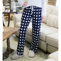 Dottie Sleep Pants in Navy