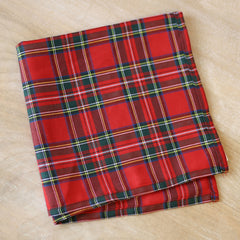 Perfectly Plaid Napkin