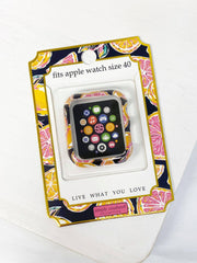 Apple Watch 40mm Screen Bumper by Simply Southern - Citrus
