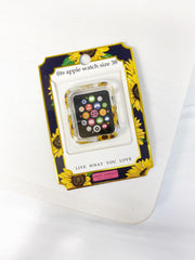 Apple Watch 38mm Screen Bumper by Simply Southern - Sunflowers