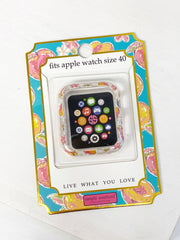 Apple Watch 40mm Screen Bumper by Simply Southern - Peachy