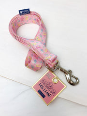 Peachy Printed Dog Leash by Simply Southern