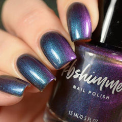 'Iridescent Exposure' Nail Polish
