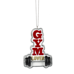 Gym Lover Ornament