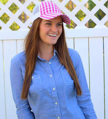 Chambray Button-down Shirt Monogrammed