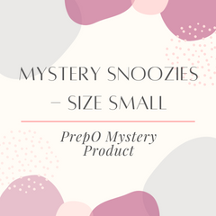 MYSTERY SNOOZIES - SIZE SMALL