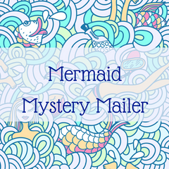Mermaid Mystery Mailer (Ships in 3 Weeks)