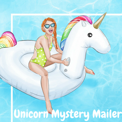 Unicorn Mystery Mailer (Ships in 2 Weeks)