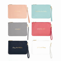 Chic Sayings Wristlet - 6 Options Available