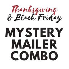 Thanksgiving + Black Friday Mystery Mailer COMBO by Prep Obsessed (Ships early-November)