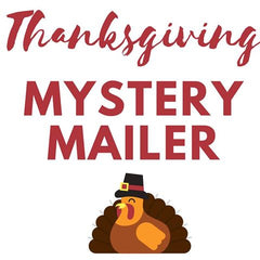 Thanksgiving Mystery Mailer by Prep Obsessed (Ships Early-November)