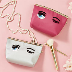 'Winking' Cosmetic Bag