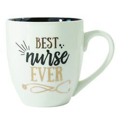 Best Nurse Ever Ceramic Mug