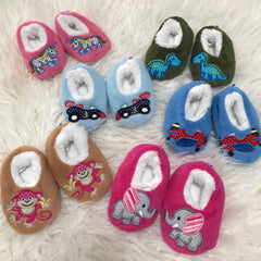 Baby Snoozies! Slippers - Choice of Style